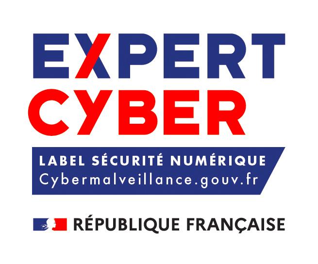 Label EXPERTCYBER - Cybermalveillance.gouv