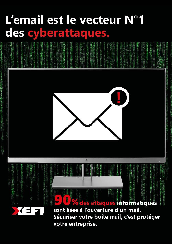 Campagne de sensibilisation mails